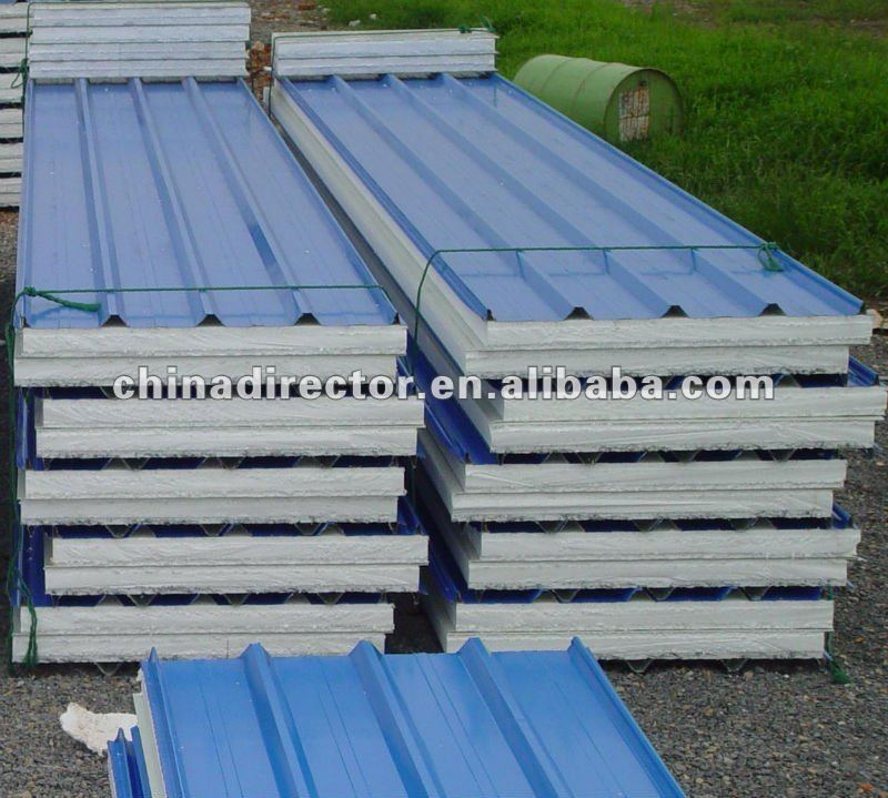 Eps Sandwich Roof Panel Wall Panel Roof Tiles Metal Eps